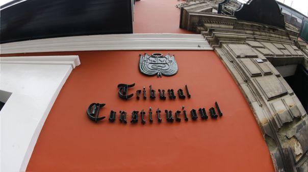 El Congreso aprobó reconformar comisión que elegirá a miembros del Tribunal Constitucional.