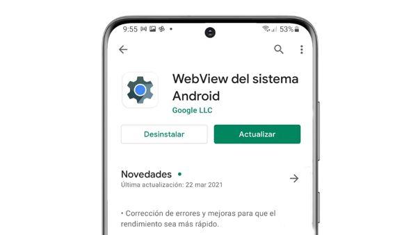 Google WebView