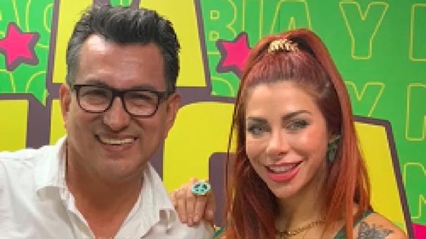 Hernán Vidaurre y Xoana González