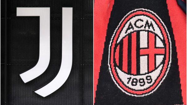 Juventus y AC Milan renunciaron a la Superliga europea