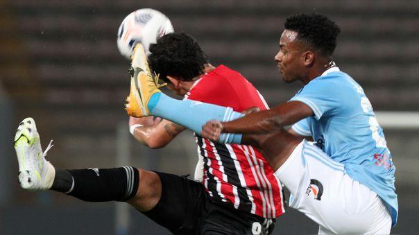 Cuatro puntos que explican la derrota de Cristal ante Sao Paulo