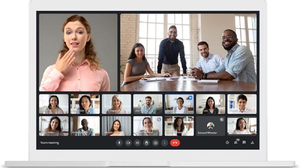 Ahora es posible personalizar tu experiencia en las videollamadas.