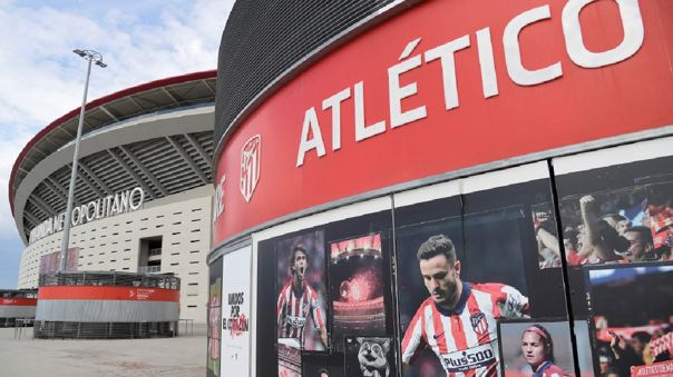 Atlético de Madrid renunció a la Superliga europea