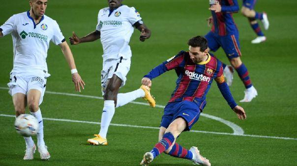 Barcelona venció 5-2 a Getafe por la fecha 31 de LaLiga