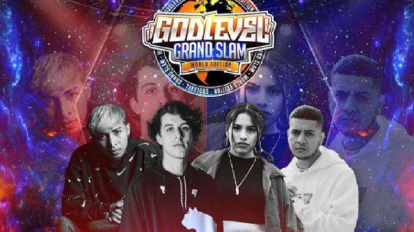 God Level Grand Slam 2021: Jaze, Nekroos, Jota y Maricielo son el equipo confirmado de Perú