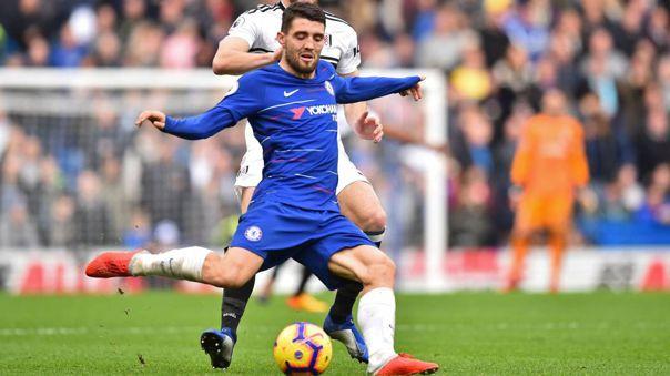 Mateo Kovacic llegó al Chelsea procedente del Real Madrid