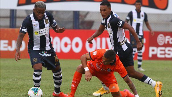 Alianza Lima empató 2-2 con César Vallejo por la fecha 5 de la Liga 1