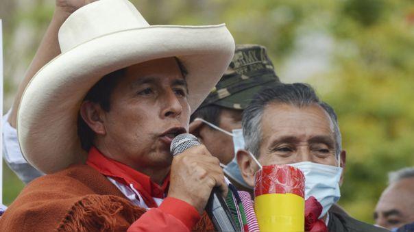 Pedro Castillo ya había declarado previamente que desactivaría el Tribunal Constitucional de llegar a al presidencia de la República.
