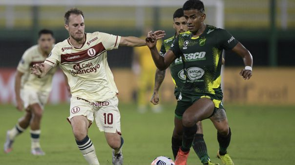 Universitario visita a Defensa y Justicia por la Copa Libertadores