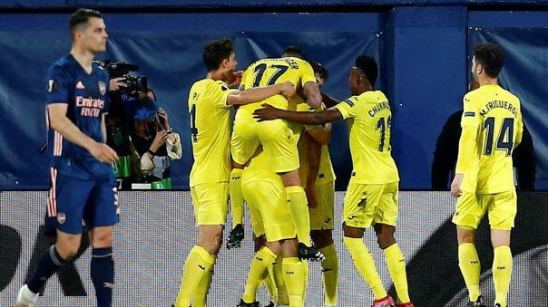 Villarreal dio un gran paso para meterse a una histórica final de la Europa League.
