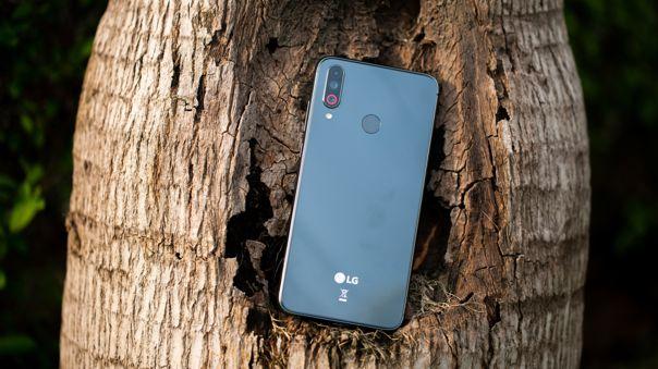 LG sin la división móvil: Life's Good.