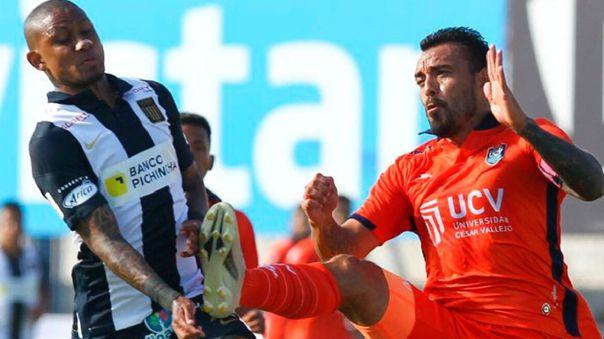 Alianza Lima y César Vallejo empataron 2-2 por la Liga 1