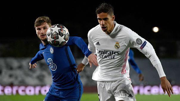 Varane ha ganado cuatro Champions League en Real Madrid.