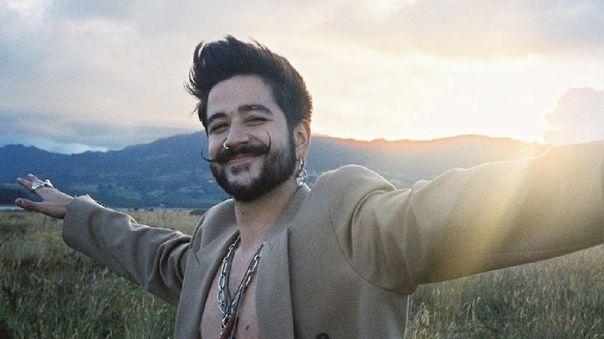 Camilo anuncia su regreso al Perú con nueva gira de conciertos en 2022