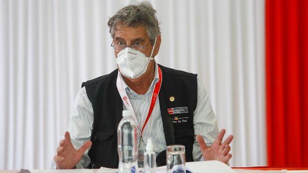 El mandatario Francisco Sagasti dijo que el próximo Gobierno debe enfocarse en el sistema de pensiones para