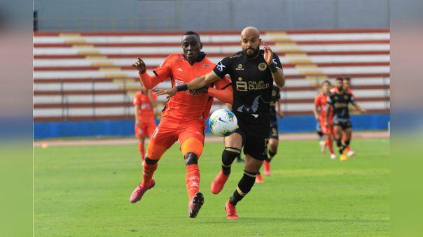 César Vallejo empata 1-1 con Cusco FC