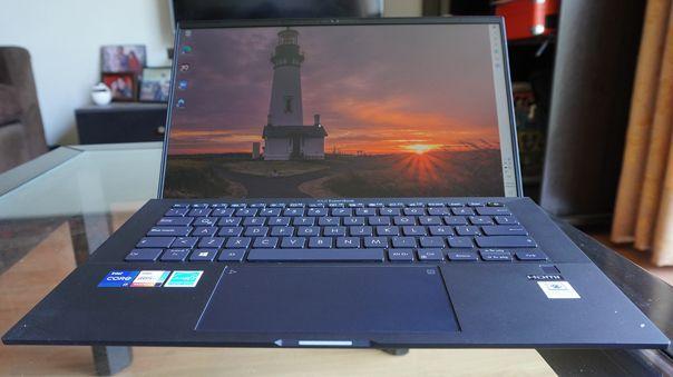 Esta es la ExpertBook B9 de Asus.