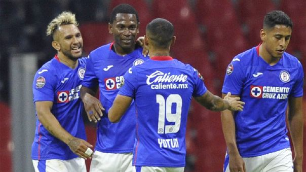CRUZ AZUL-TORONTO FC