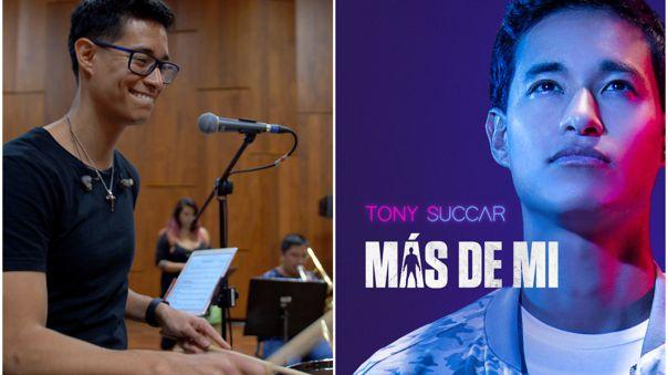"""Tony Succar: Mira el tráiler de """"Más de mí"""" documental que contará su trayectoria musical"""