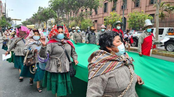 Norma aprobada por el Congreso viola los derechos de los pueblos, señalan organizaciones campesinas e indígenas.