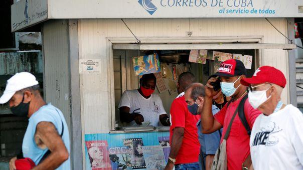 Cuba acumula hasta el momento 110 644 casos.