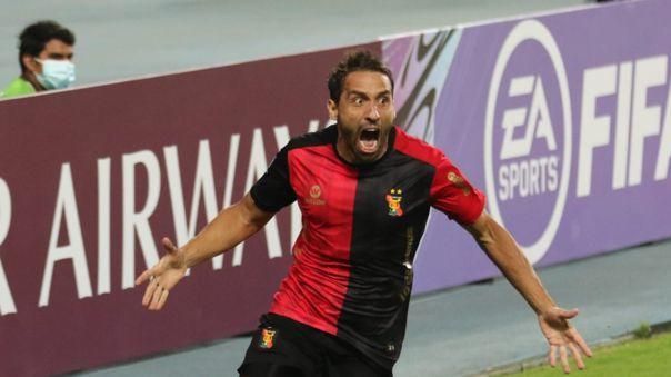 Melgar lidera su grupo en solitario en la Copa Sudamericana 2021.