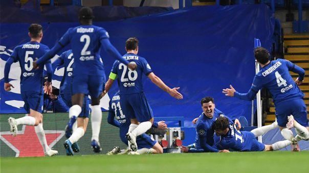 Chelsea jugará una nueva final de la Champions League, desde su última en 2012.