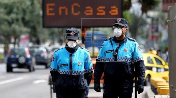Crimen en Ecuador
