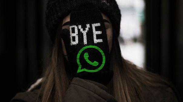 Toma estos pasos si piensas cerrar tu cuenta de WhatsApp.