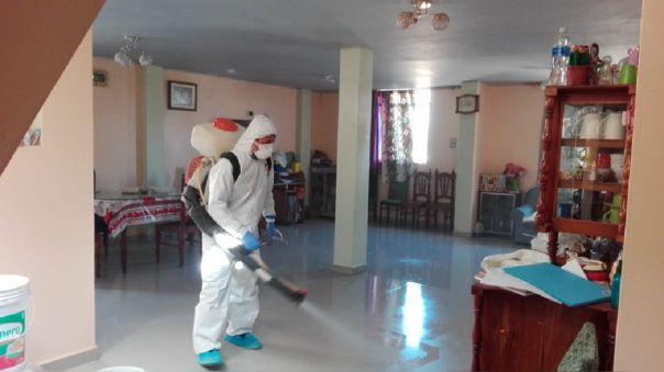 Lambayeque: Abril, el mes donde más ciudadanos fallecieron en sus viviendas a causa de la COVID-19