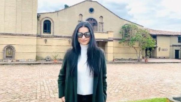 """""""Pasión de gavilanes"""", estrenada en 2003, llevó a la actriz Paola Rey a la fama internacional. Tras 17 años del fin de la novela, la intérprete de Jimena en la ficción compartió una foto en el set de grabación de la famosa telenovela."""