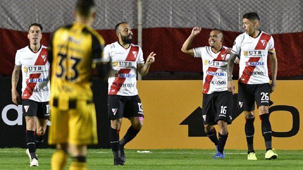 Always Ready logró su segundo triunfo en la Copa Libertadores 2021