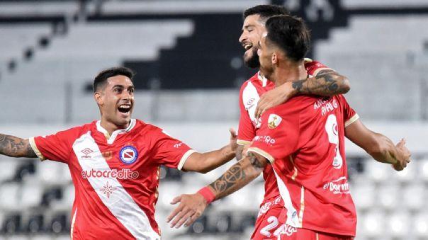 Argentinos Jrs. venció 1-0 a Atlético Nacional por la fecha 3 de la Libertadores
