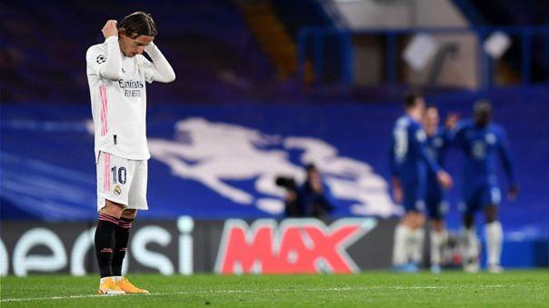 Luka Modric busca una nueva Champions League en Real Madrid.