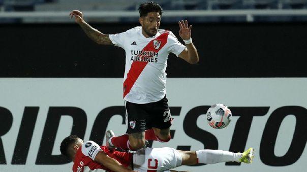 River Plate y Santa Fe firmaron tablas en la tercera jornada de la Libertadores.