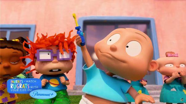 """""""Rugrats"""": Mira el primer tráiler de la versión 3D de la recordada serie"""