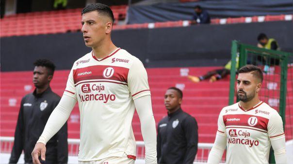 Universitario ha perdido sus tres primeros partidos de la Libertadores 2021