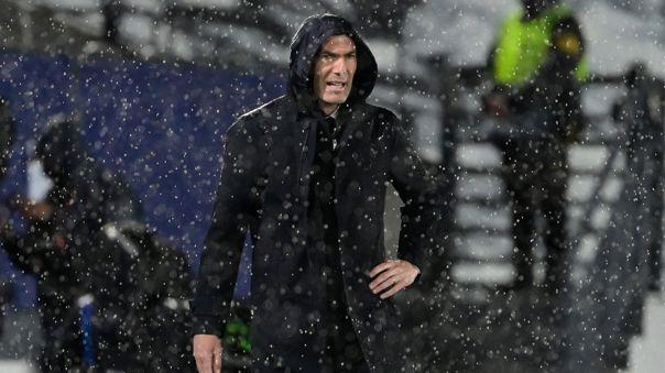 A Zidane solo le queda pelear por LaLiga en lo que queda de campaña.