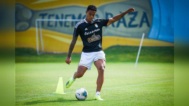 Christopher Olivares: lesión y tiempo de recuperación para el delantero de Sporting Cristal