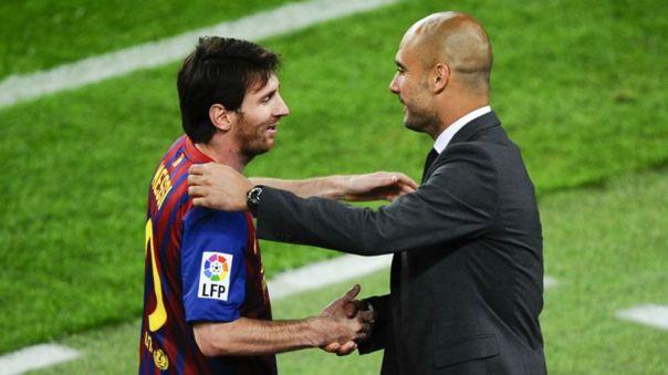 Pep Guardiola ganó dos Champions League con Barcelona