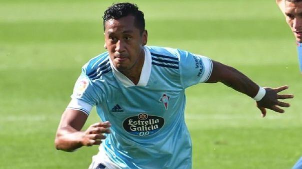 Renato Tapia tiene contrato con Celta de Vigo hasta el 2024