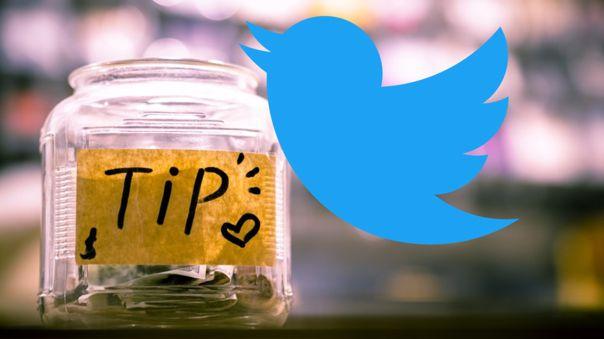 Twitter ya permite dar y recibir propinas entre cuentas