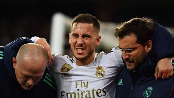 Real Madrid pagó 100 millones de euros al Chelsea por Eden Hazard.