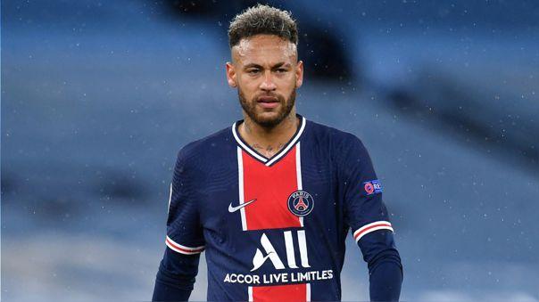 Neymar llegó al PSG en 2017 procedente de Barcelona