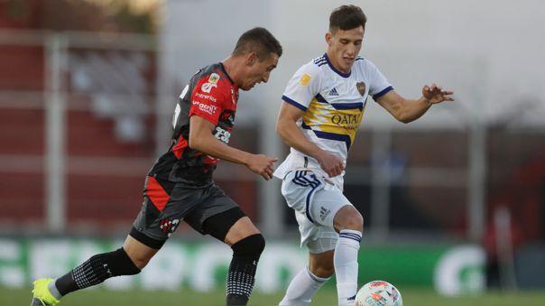 Boca Juniors cayó frente al Patronato por el torneo local argentino.