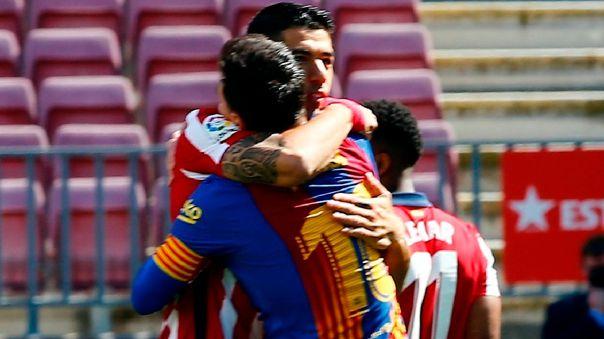 Barcelona y Atlético de Madrid empataron 0-0 por la fecha 35 de LaLiga