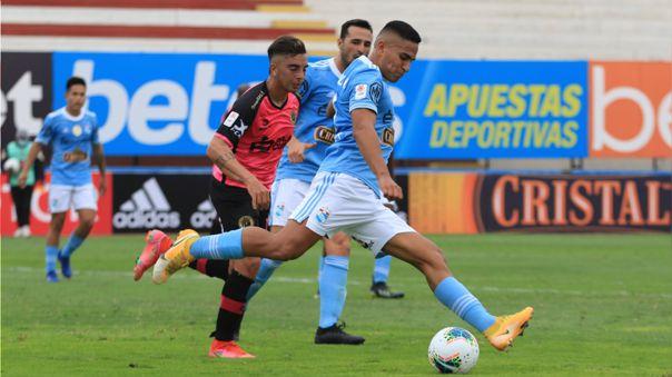 Sporting Cristal venció 2-1 a Cusco FC