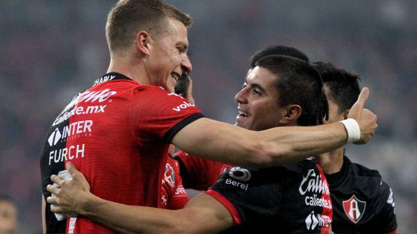 Atlas compró su boleto a los cuartos de final de la Liga MX 2021.