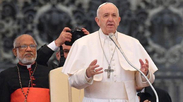 El papa recuerda a las mujeres víctimas de violencia