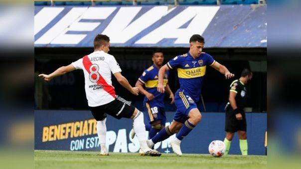 Boca Juniors vsRiver Plate